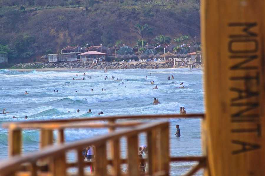 Go Montanita Surf Trip