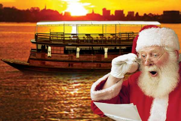 Sunset Christmas Dinner Cruise (24th, 25th)