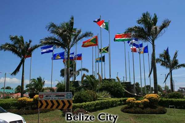 Belize City Private (BZE International to Bz City)