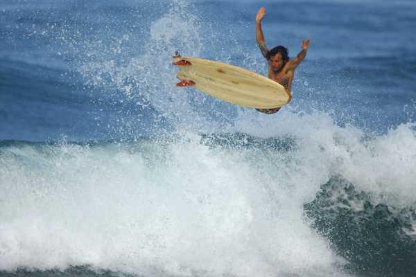 Advanced Surf classes