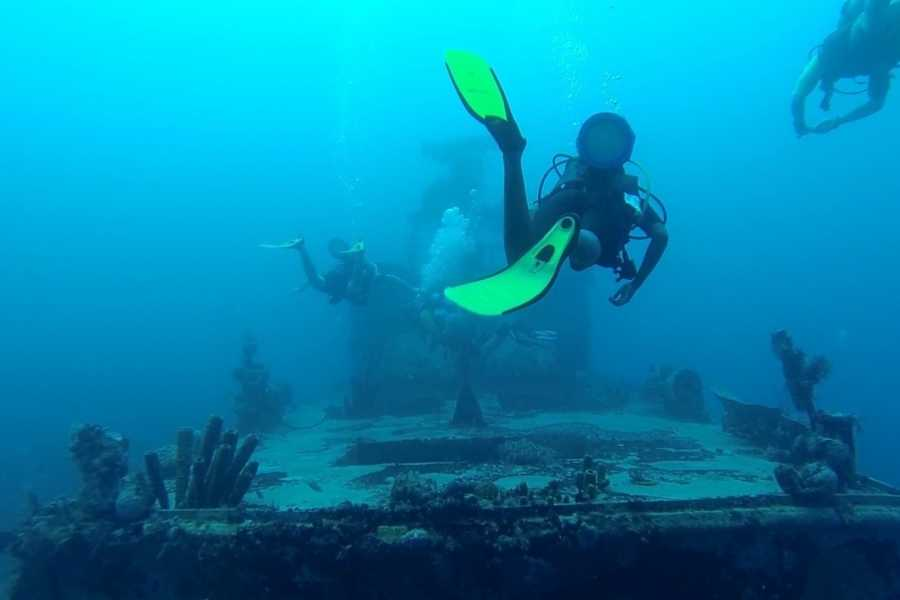Marina Blue Haiti Cours de Plongée sous-marine PADI Advanced Open Water