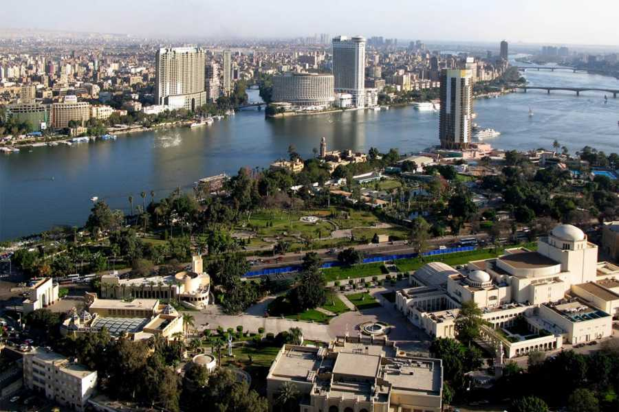 Deluxe Travel Cairo City Tour and Cairo Tower