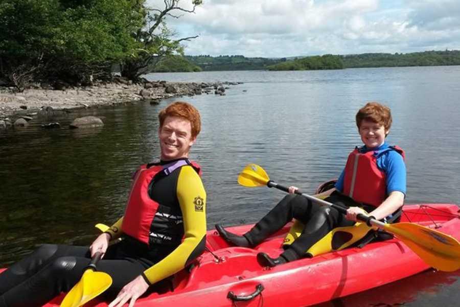 Wild N Happy Group Ltd Training - Intro to Kayaking