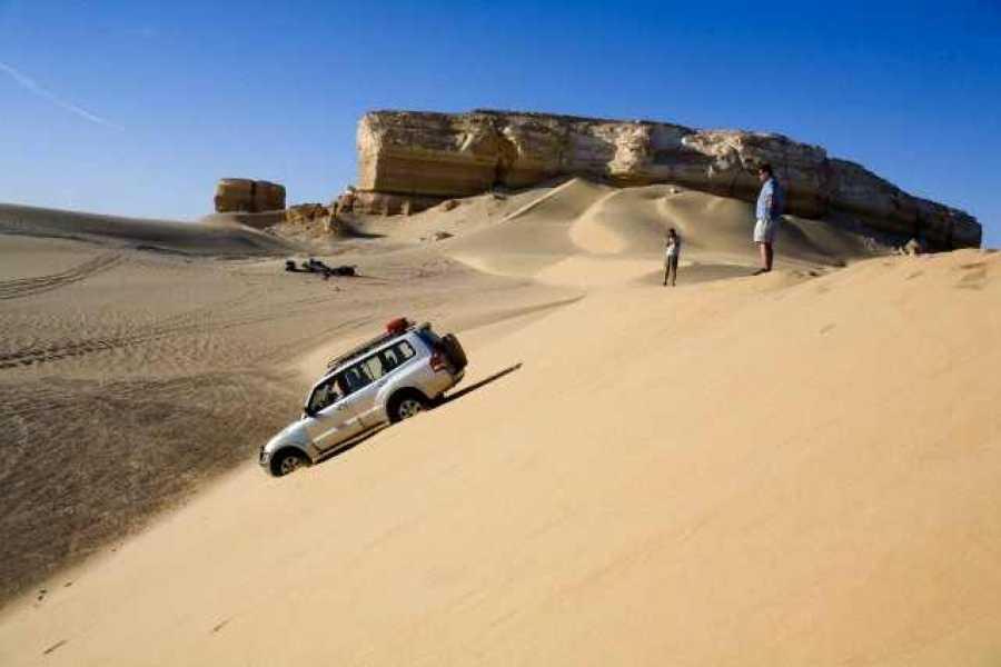 Deluxe Travel 2 nuits de safari dans le désert dans le désert blanc