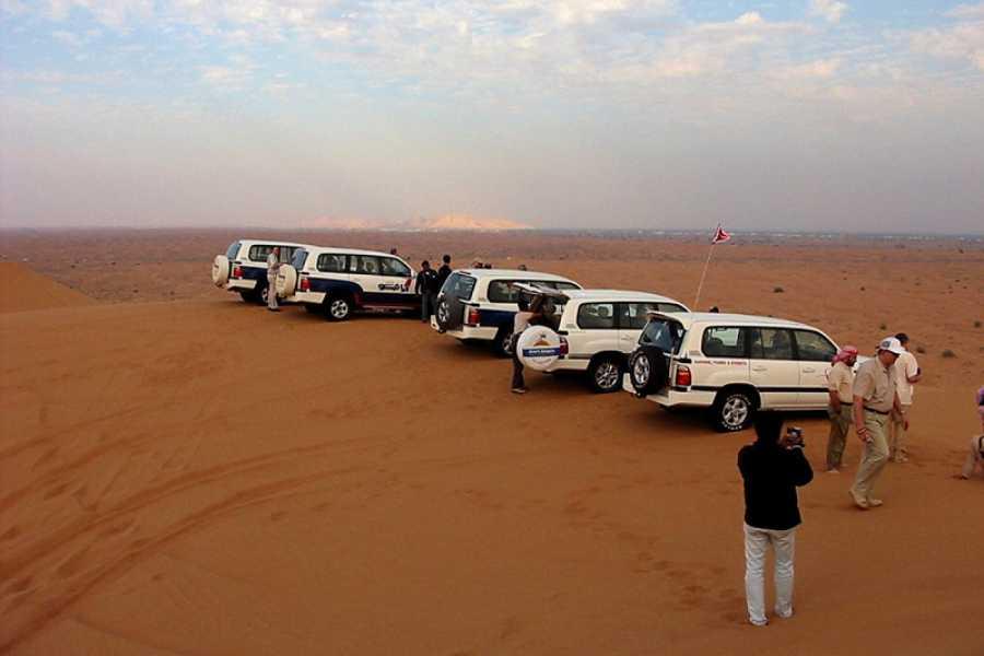 Deluxe Travel 4 Nights Western Desert Safari