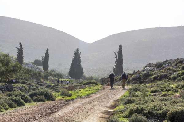 18- 21 September 2017, Masar Ibrahim - Autumn, Northern part