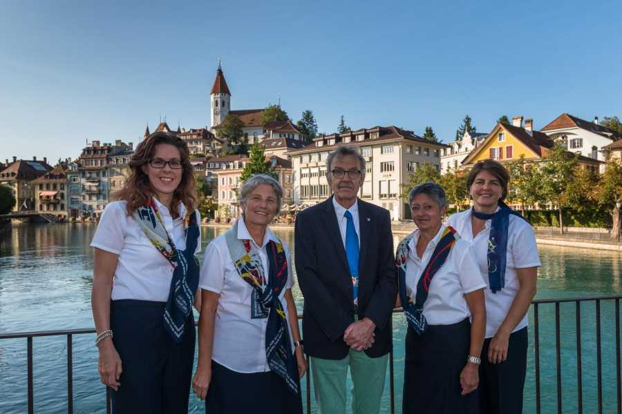 Interlaken Tourismus Stadtführung: Thun's versteckte Schätze