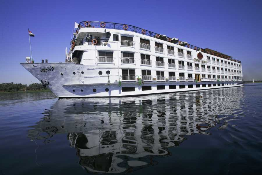Deluxe Travel 4 Days Nile Cruise Aswan-Luxor