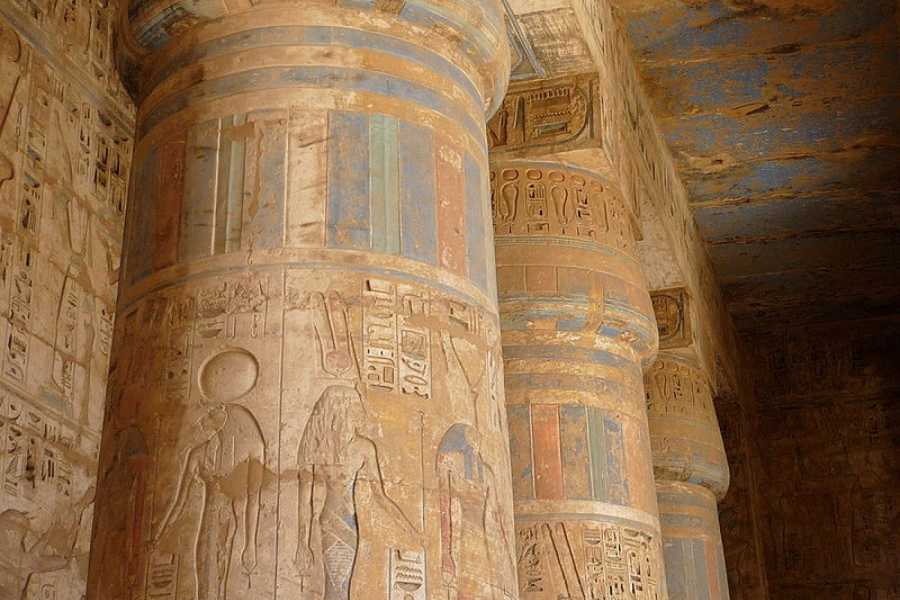 Deluxe Travel Luxor West Bank Habu Temple and Valley of Nobles