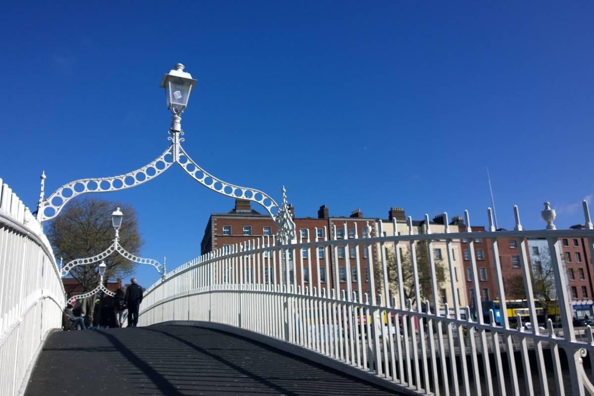 Pat Liddy's Walking Tours of Dublin Dublin Highlights & Hidden Corners