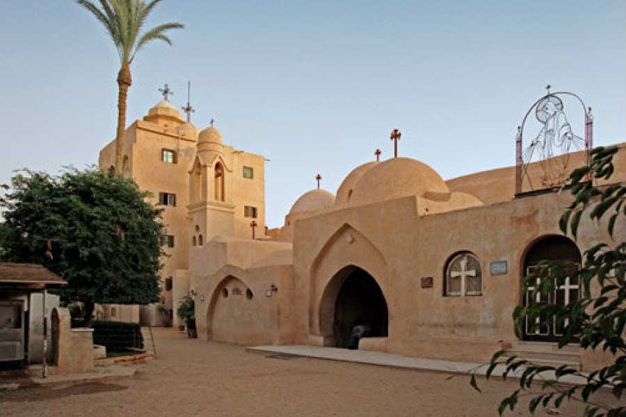 Deluxe Travel Day Tour Monasteries of Wadi Natroun from Cairo