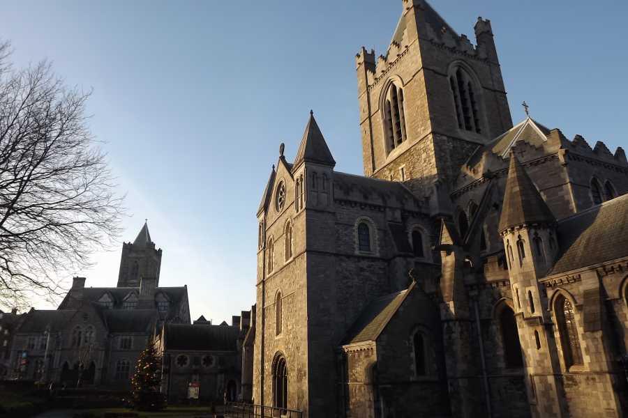 Pat Liddy's Walking Tours of Dublin The Best of Dublin