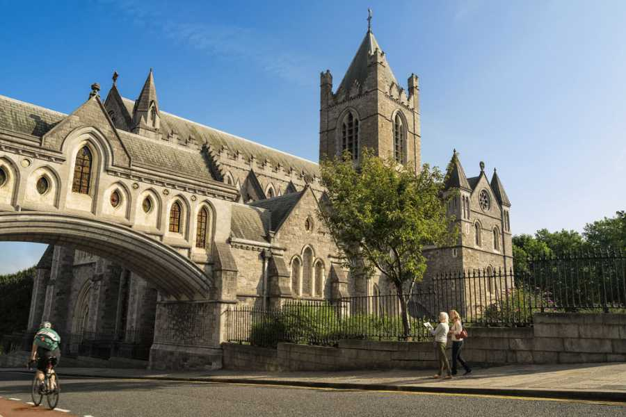 Pat Liddy's Walking Tours of Dublin The Best of Dublin