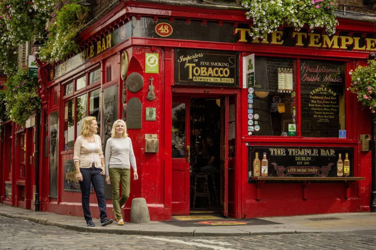 Pat Liddy's Walking Tours of Dublin Das Beste von Dublin
