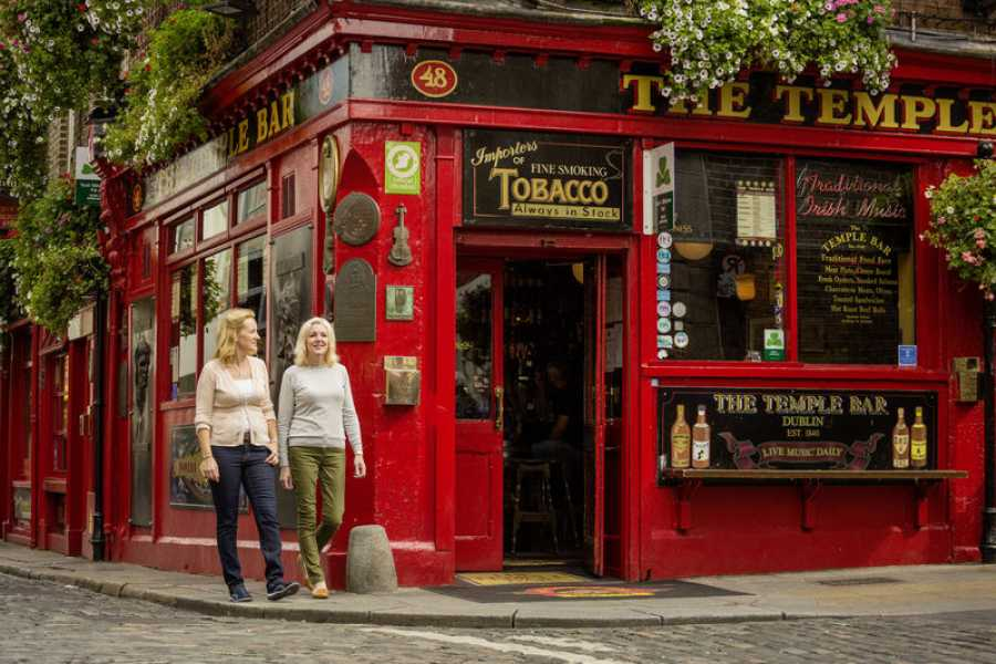 Pat Liddy's Walking Tours of Dublin Das Beste von Dublin