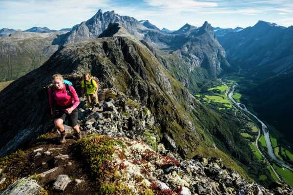 Contrast Adventure Norway Fra fjell til fjord- multisport tur