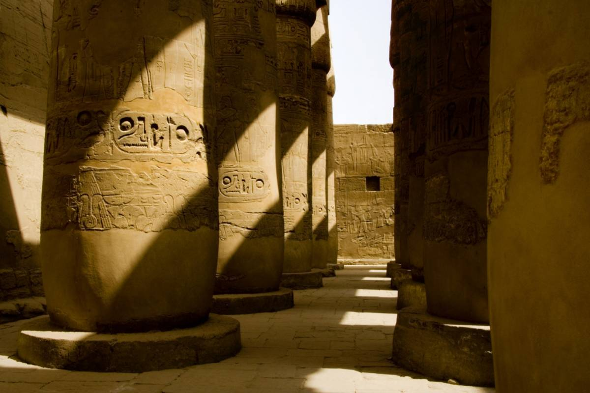 Deluxe Travel Karank and Luxor Temples