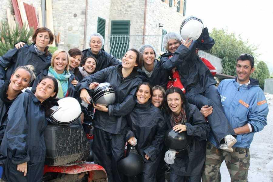 Lucca Adventure Sport Addio al Nubilato