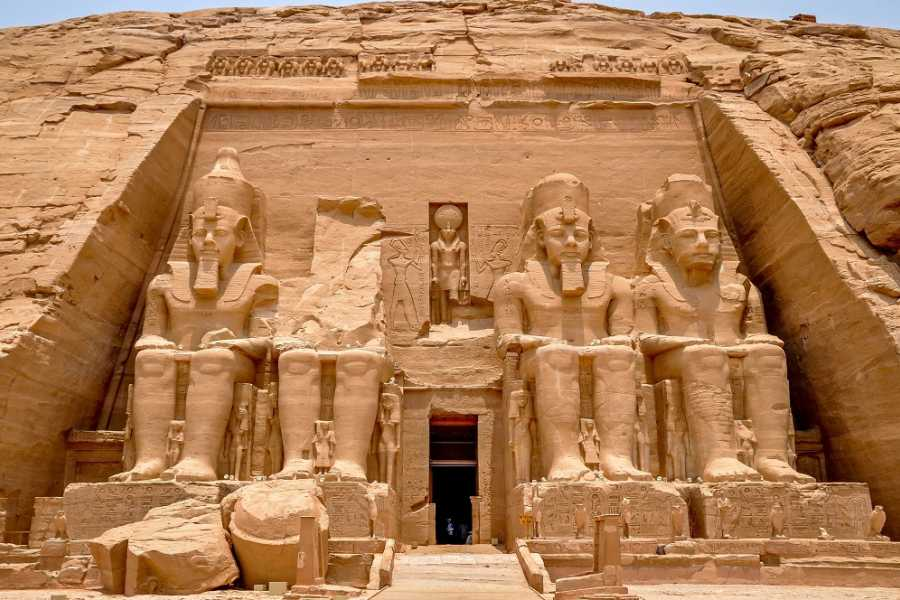Deluxe Travel Private Tour Abu Simbel by Coach from Aswan