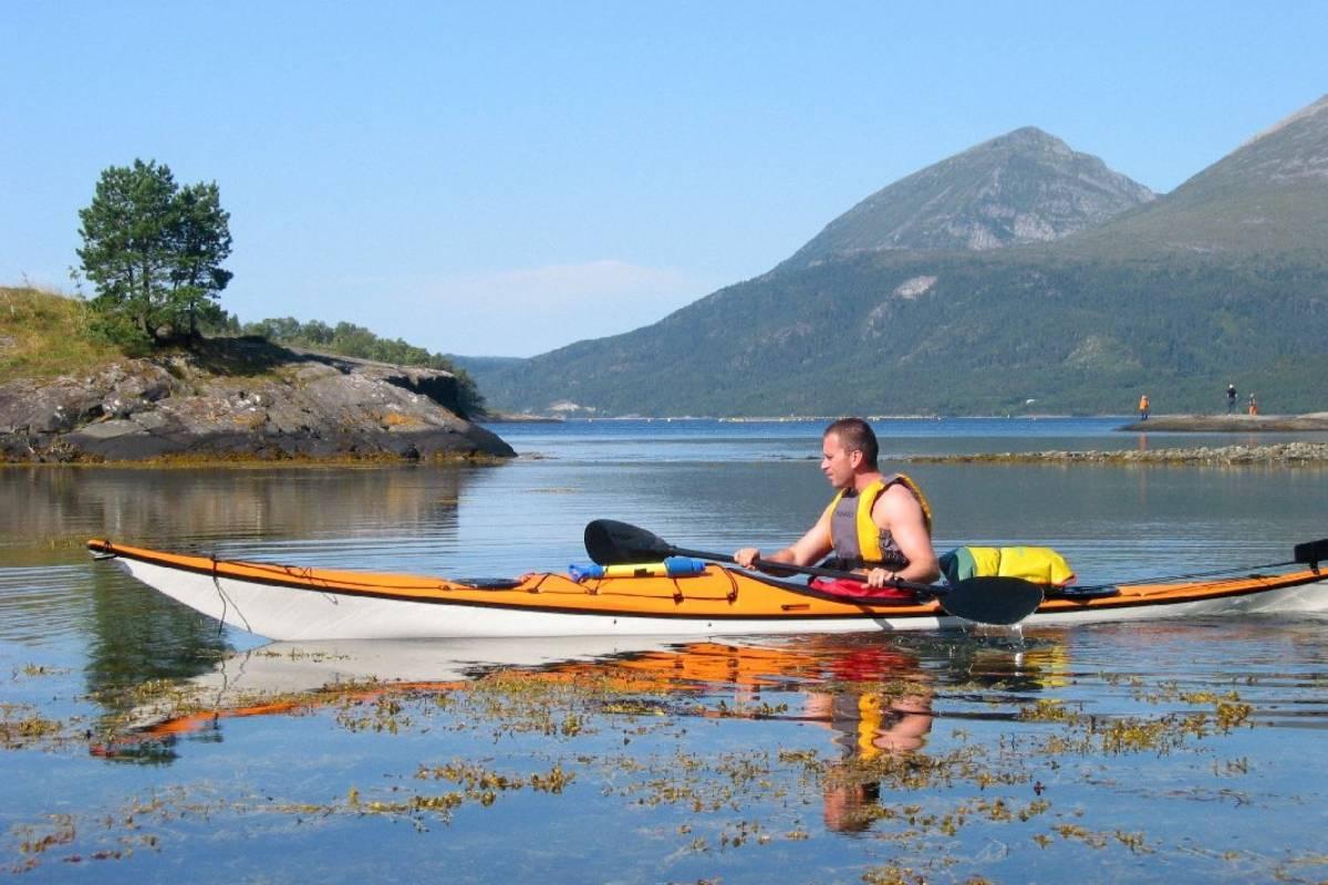 Contrast Adventure Norway Kajakk kurs (intro kurs)