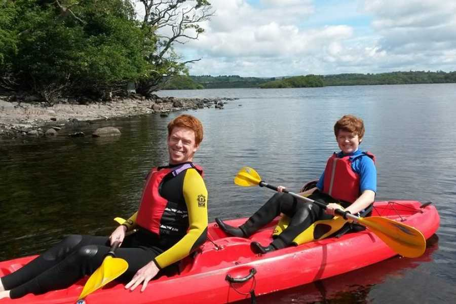 Wild N Happy Group Ltd Training - Adventure Race Kayak Skills
