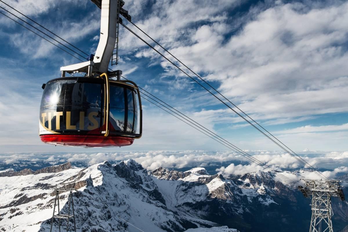 Best of Switzerland Tours Titlis – Nieves Perpetuas