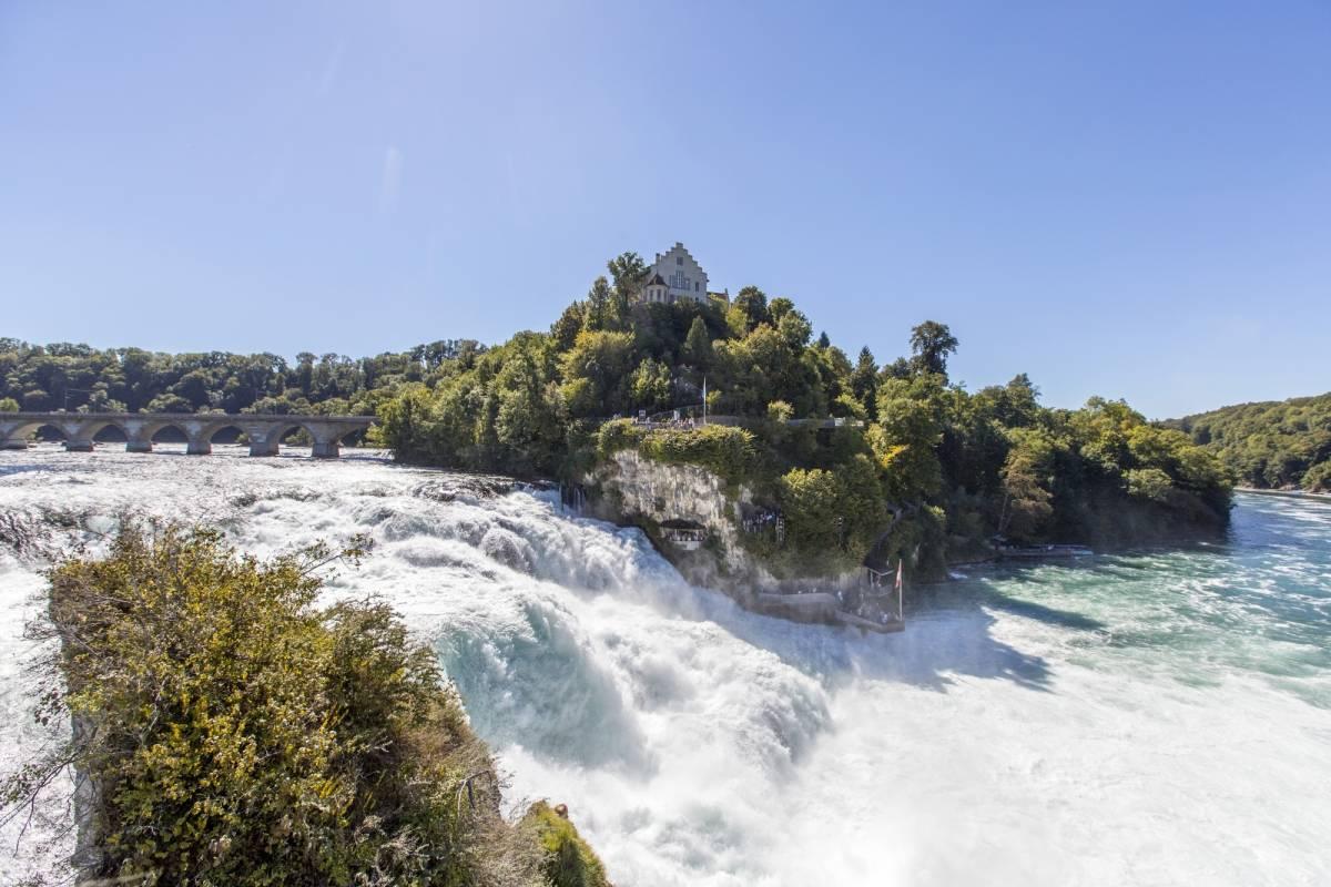 Best of Switzerland Tours Rheinfall & Stein am Rhein