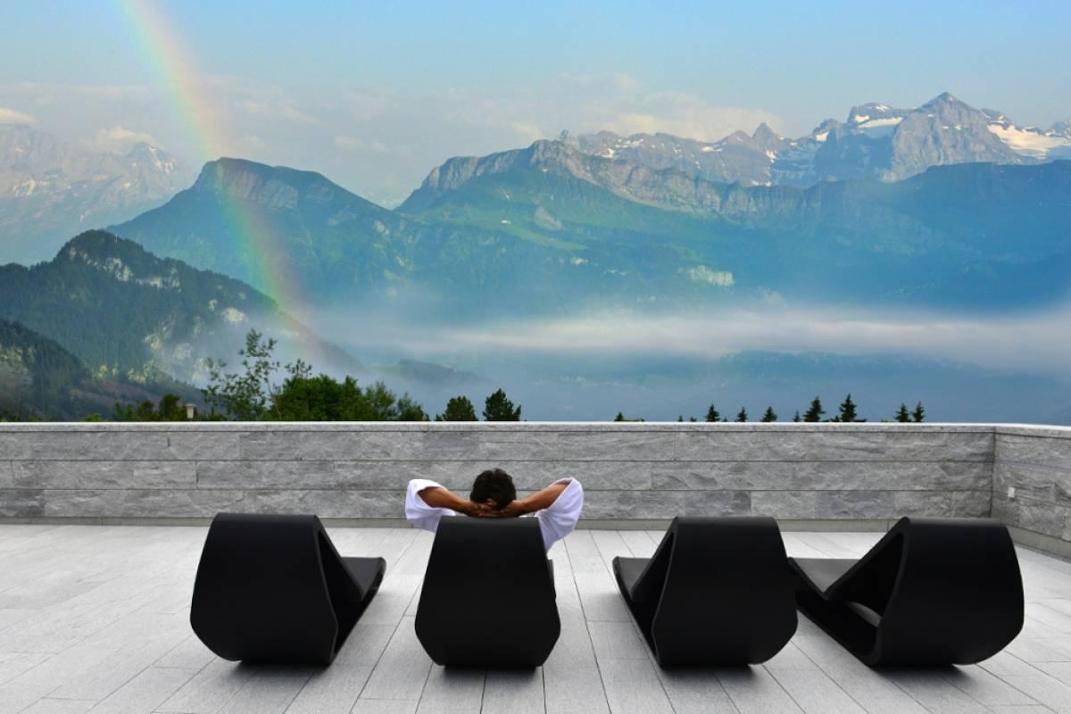 Best of Switzerland Tours Wellness en las montañas