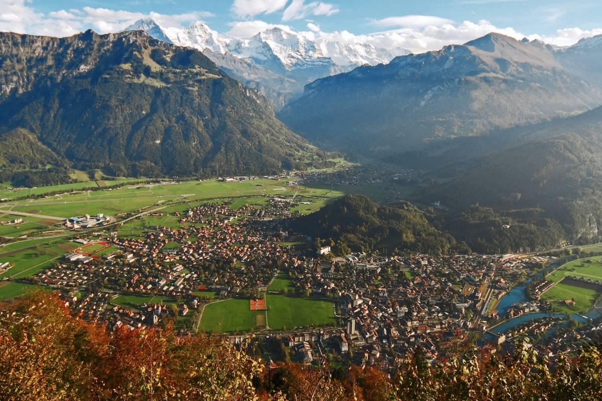 Best of Switzerland Tours Grindelwald & Interlaken
