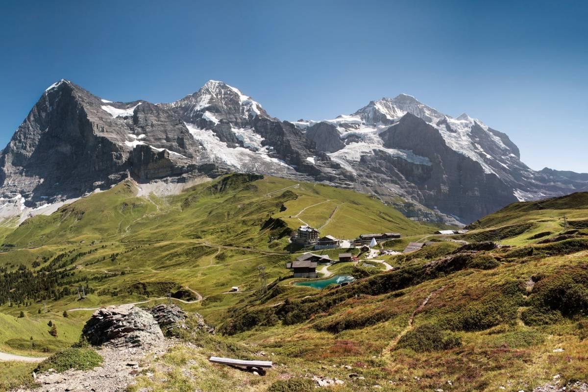 Best of Switzerland Tours Kleine Scheidegg – Centro de los Alpes