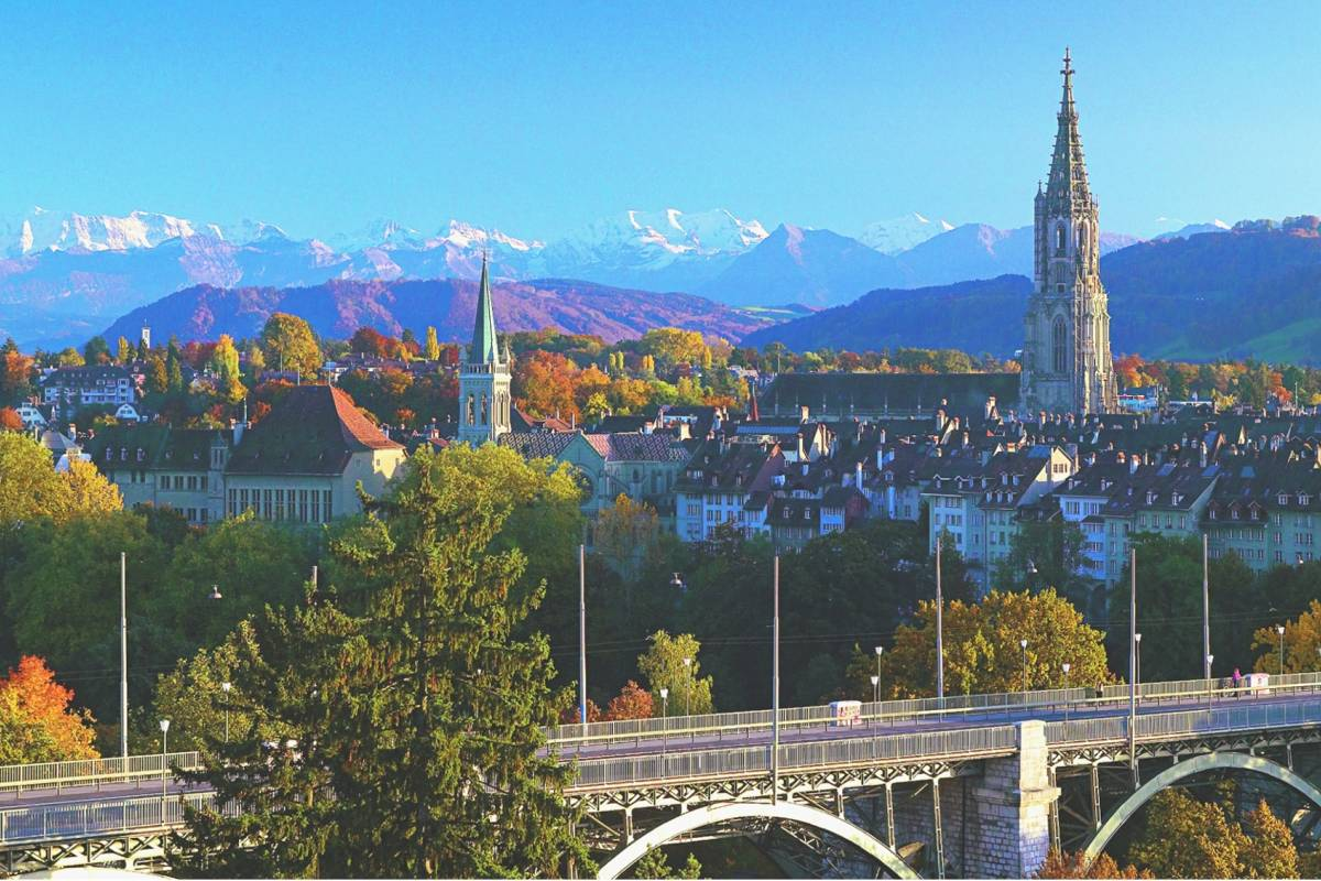 Best of Switzerland Tours Bern - Capital & Countryside Tour from Lucerne