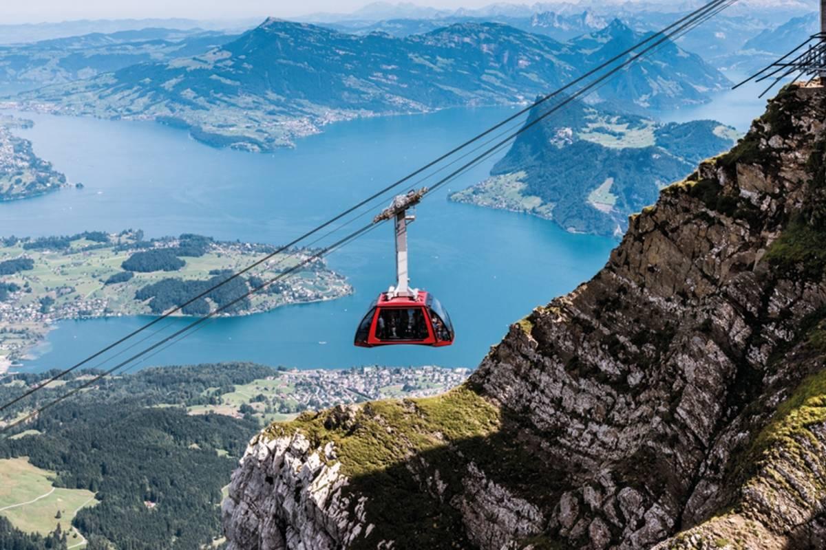 Best of Switzerland Tours Pilatus – Die Goldene Rundfahrt ab Luzern