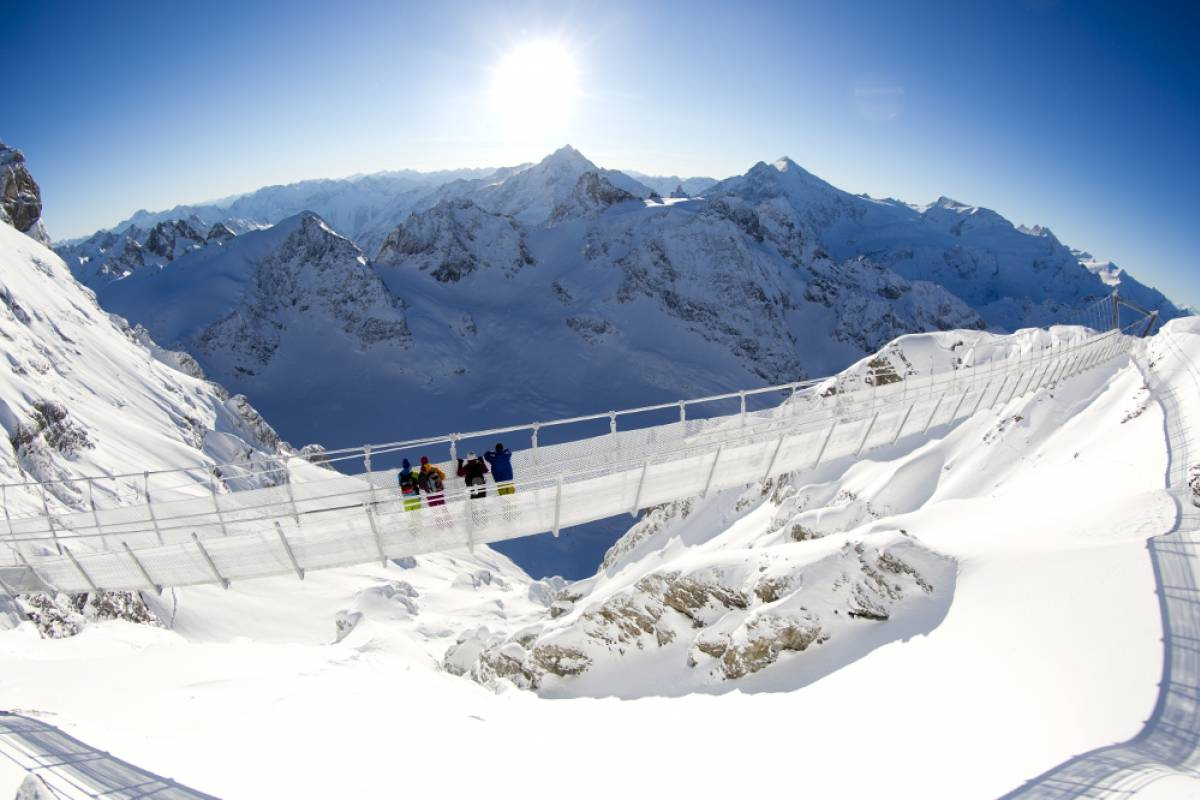 Best of Switzerland Tours Titlis – Eternal Snow and Glacier from Lucerne