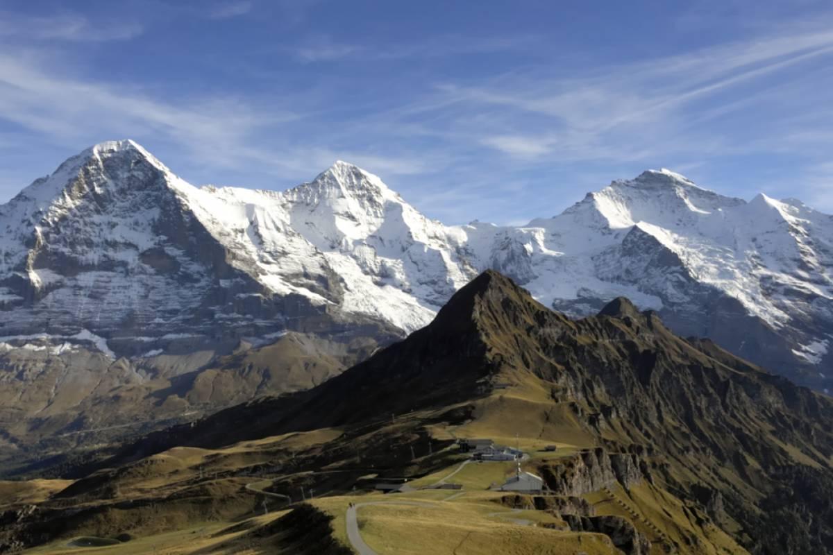 Best of Switzerland Tours Kleine Scheidegg - Zentrum der Alpen ab Luzern