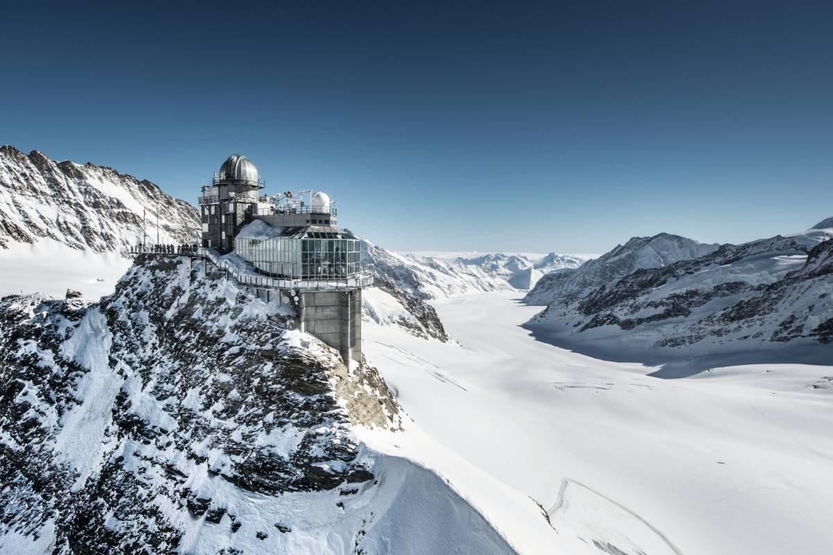 Best of Switzerland Tours Jungfraujoch – Top of Europe desde Interlaken