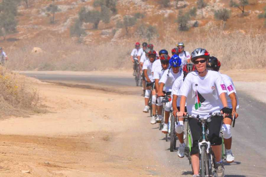 Siraj Center 30 September- 7 October 2019, Bike Palestine