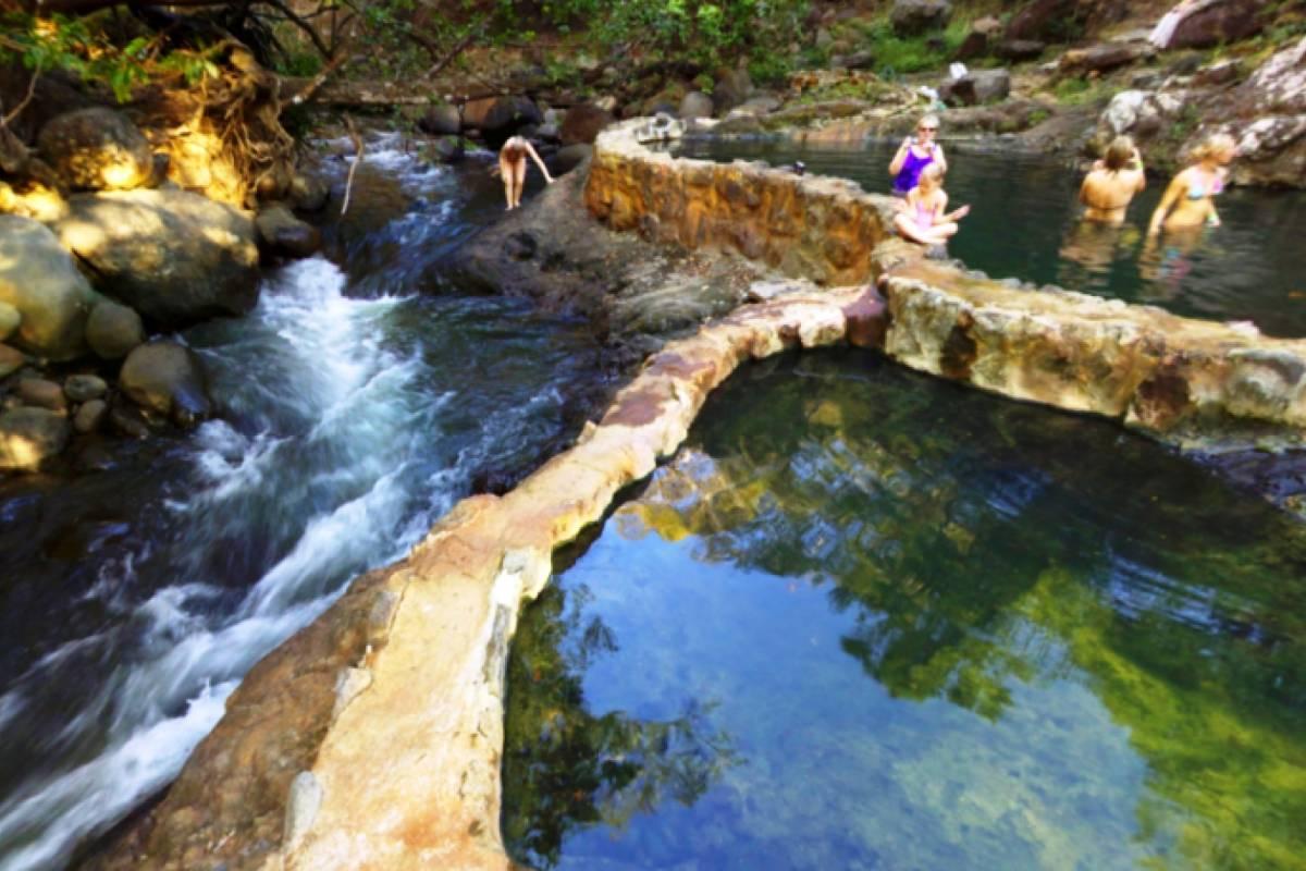 Kelly's Costa Rica Guachipelin Combo Adventure