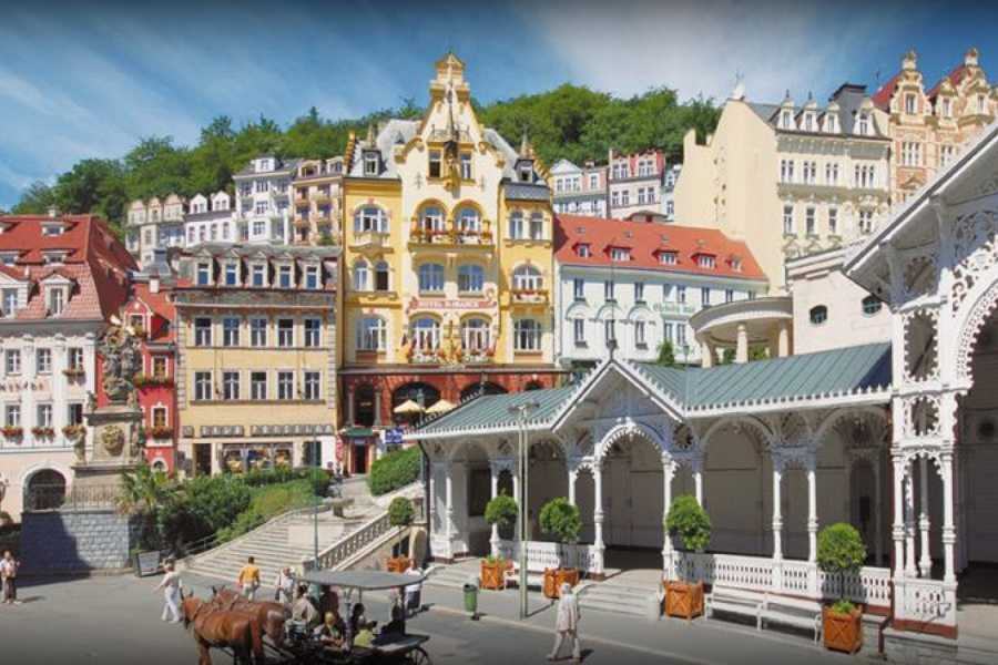 More Than Prague SPA TOWN LIKE NO OTHER TOUR