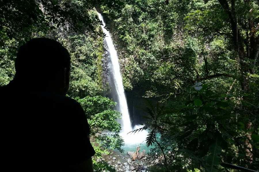 Kelly's Costa Rica Horseback Riding to La Fortuna Waterfall