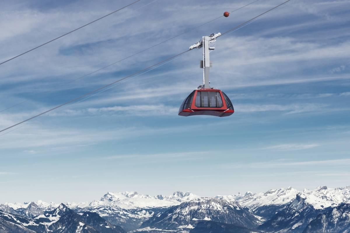 Best of Switzerland Tours Pilatus – Montaña Mística (invierno)