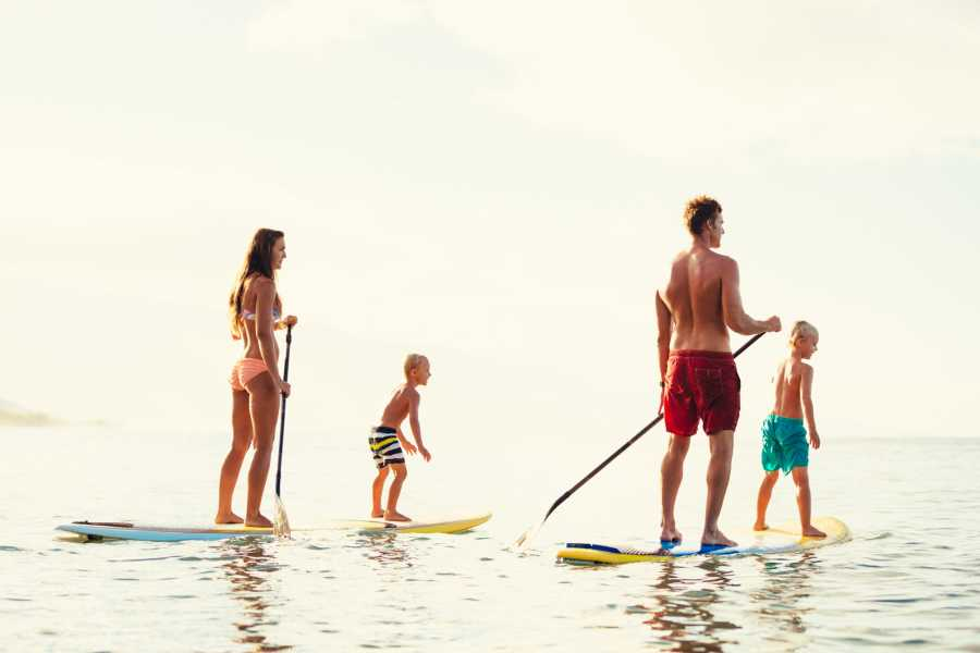 Kelly's Costa Rica Paddle Board Flat Water Tour/Lesson