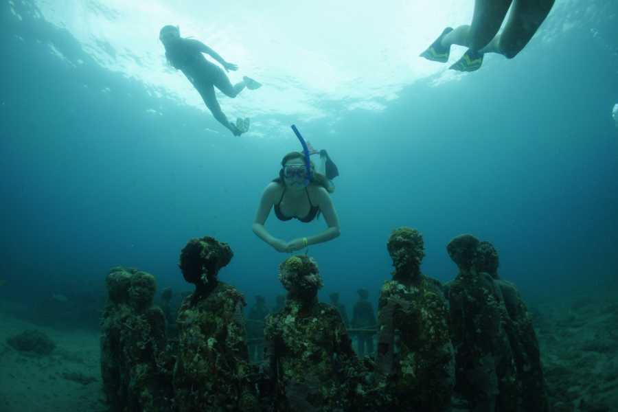 Aquanauts Grenada SGU Afternoon Snorkel boat trip