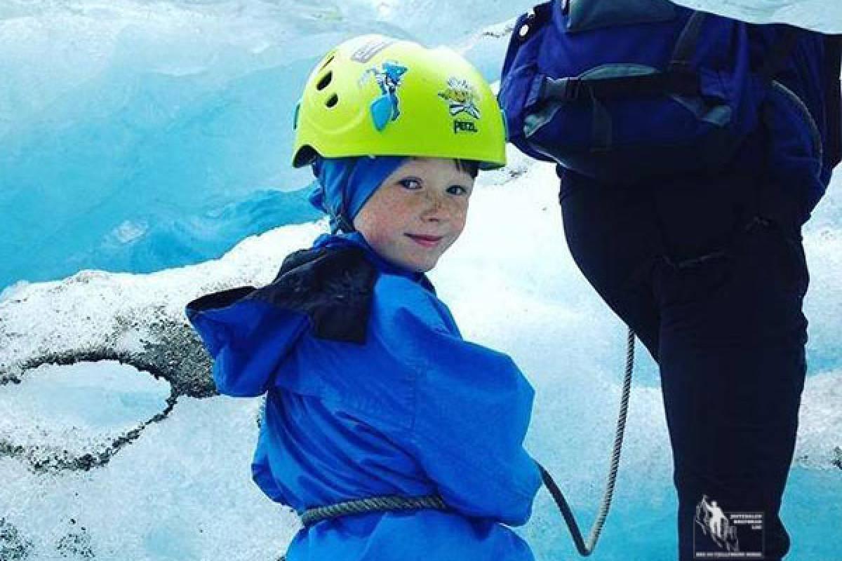 Jostedalen Breførarlag Blaueis Familientour