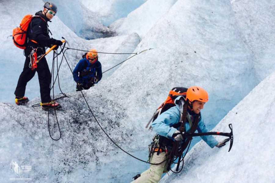 Jostedalen Breførarlag Gletscherkurs