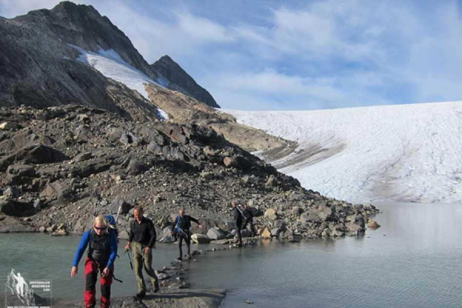 Jostedalen Breførarlag Uranostind 2157 moh