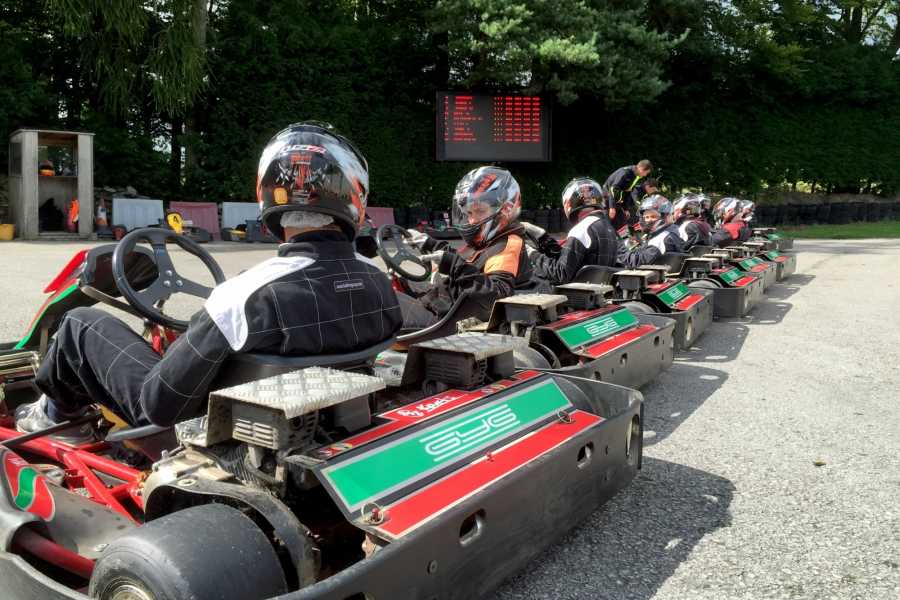 GYG Karting Ltd Endurance Race