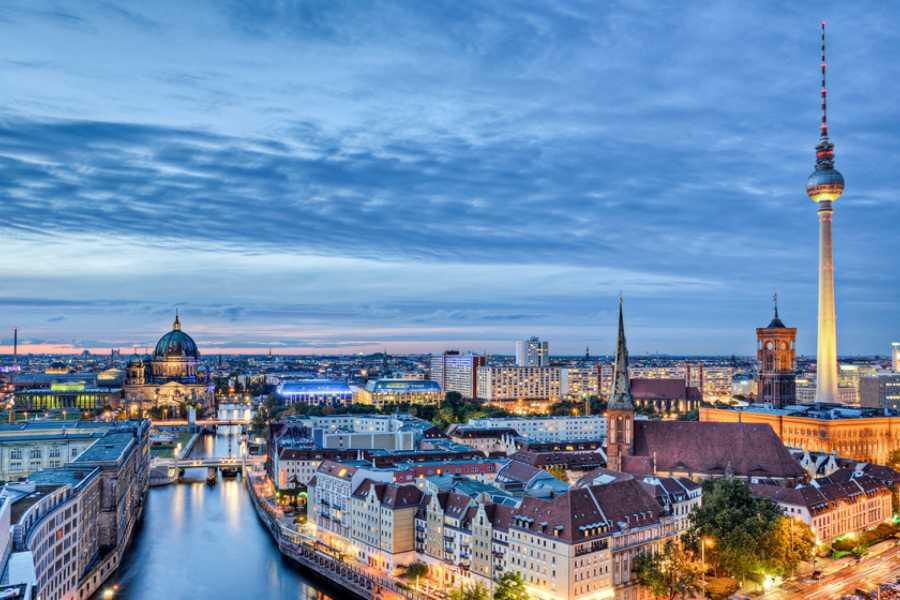 More Than Prague Prague - Berlin