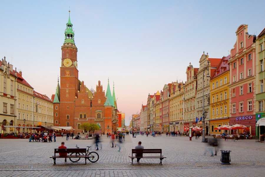 More Than Prague Prague - Wroclaw