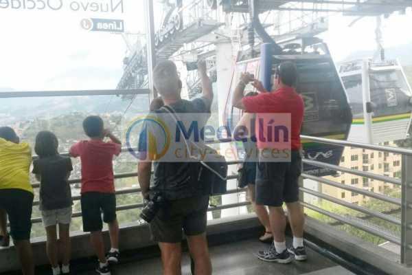 Medellin Metro Tour