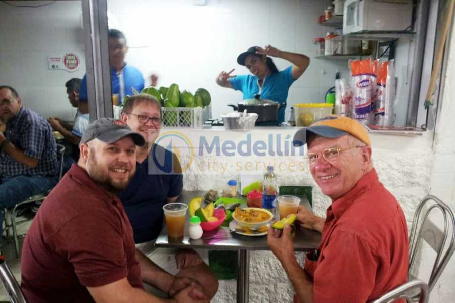 Medellin City Tours Private Market Places Tour